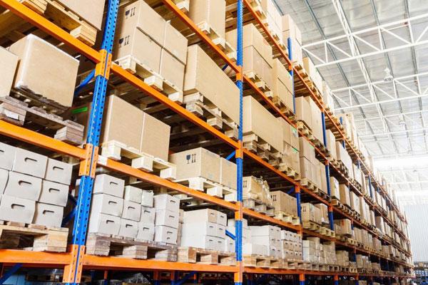 OptiVia Logistics - Warehouse Distribution