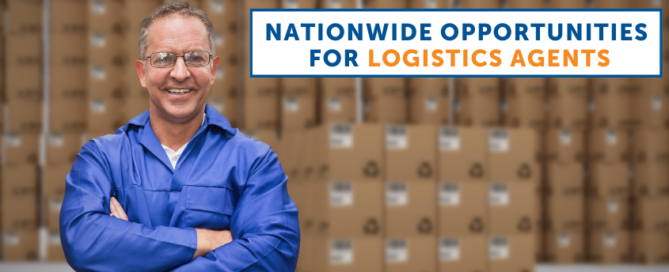 Nationwide Opportunities for Logistics Agents
