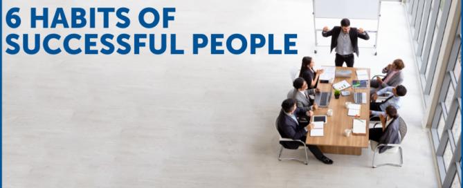 LOTH Logistics 6 Habits Of Successful People