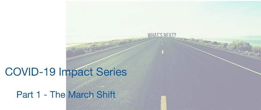 COVID Impact Series - Part 1